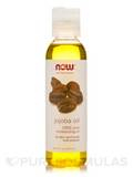 NOW® Solutions - Jojoba Oil (100% Pure) - 4 fl. oz (118 ml)