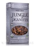 Jungle Peanuts Wild & Raw 8 oz