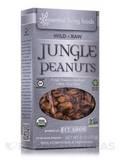 Jungle Peanuts Wild & Raw - 8 oz (227 Grams)