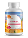 Junior D3™ 1000 IU, Orange Flavor - 250 Chewable Tablets