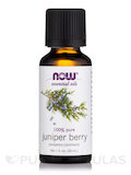 NOW® Essential Oils - Juniper Berry Oil - 1 fl. oz (30 ml)