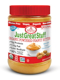 Just Great Stuff Powdered Peanut Butter, Original - 6.35 oz (180 Grams)
