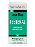 Just Men® - Testeral - 60 MicroLingual® Tablets