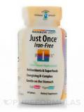 Just Once® Multivitamin™ Iron-Free Multivitamin 30 Tablets