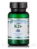 K2+ Vitamin A & D3 - 60 Capsules
