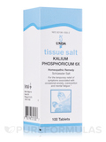 SCHUESSLER - Kalium Phosphoricum 6X - 100 Tablets