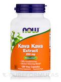 Kava Kava Extract 250 mg - 120 Capsules