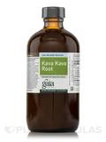 Kava Kava Root Low Alcohol Extract 8 oz (240 ml)