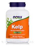 Kelp Caps 325 mcg - 250 Vegetarian Capsules