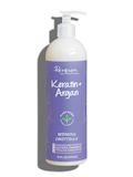 Keratin & Argan Restorative Conditioner - 16 fl. oz (473 ml)