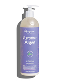 Keratin & Argan Restorative Shampoo - 16 fl. oz (473 ml)