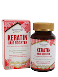 Keratin Hair Booster™ with Biotin & Resveratrol - 60 Capsules