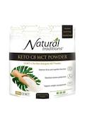 Keto C8 MCT Powder - 9.5 oz (270 Grams)