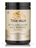 Keto Collagen MCT Powder, Unflavored - 11.28 oz (320 Grams)