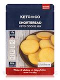 Keto Cookie Mix, Shortbread Flavor - 8.1 oz (230 Grams)