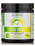 Keto Drive Powder, Matcha Lemonade - 8.29 oz (235 Grams)