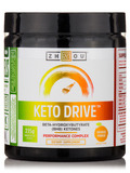 Keto Drive Powder, Orange Mango - 8.29 oz (235 Grams)