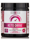Keto Drive Powder, REVVED Black Cherry - 8.47 oz (240 Grams)