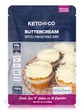 Keto Frosting Mix, Buttercream Flavor - 8.1 oz (230 Grams)