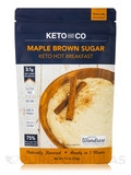 Keto Maple Brown Sugar Hot Breakfast - 7.6 oz (216 Grams)