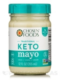 Keto Mayo - Traditional - 12 fl. oz (355 ml)