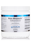 Keto Metabolic™, Natural Strawberry-Lemonade Flavor - 10.6 oz (300 Grams)