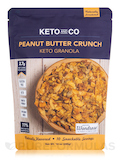 Keto Peanut Butter Crunch Granola - 10 oz (285 Grams)