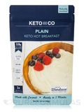 Keto Plain Hot Breakfast - 5.6 oz (160 Grams)