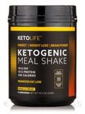 Ketogenic Meal Shake, Vanilla Cream - 18.3 oz (518 Grams)