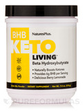 KetoLiving™ BHB Drink Mix, Berry Lemonade Flavor - 7.4 oz (210 Grams)