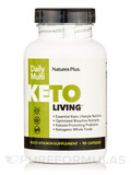 KetoLiving™ Daily Multi - 90 Capsules
