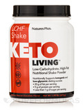 KetoLiving™ LCHF Shake, Chocolate Flavor - 1.49 lbs (675 Grams)