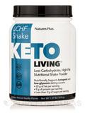 KetoLiving™ LCHF Shake, Vanilla Flavor - 1.27 lbs (578 Grams)