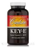 Key-E 400 IU 250 Chewable Tablets
