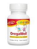 Kid-e-kare OregaWell™ 140 mg - 60 Softgels