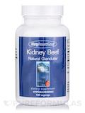 Kidney Beef Natural Glandular 100 Vegetarian Capsules