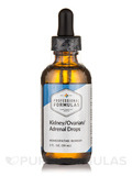 Kidney Ovarian Adrenal Drops 2 oz (60 ml)