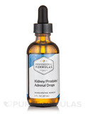 Kidney Prostate Adrenal Drops 2 oz (60 ml)