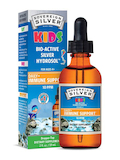 KIDS Bio-Active Silver Hydrosol™ Daily+ Immune Support, Dropper-Top - 2 fl. oz (59 ml)