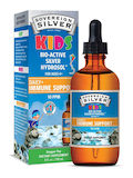 KIDS Bio-Active Silver Hydrosol™ Daily+ Immune Support, Dropper-Top - 4 fl. oz (118 ml)