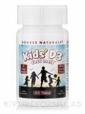 Kid's D-3 Fast Melt 400 IU (Black Cherry Flavor) - 200 Tablets