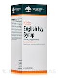 Kid's English Ivy Syrup, Natural Raspberry Flavor - 4 fl. oz (120 ml)