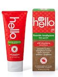 Kids Fluoride Toothpaste - Strawberry Natural Flavor - 4.2 oz (119 Grams)