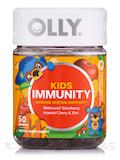 Kids Immunity Gummies, Cherry Berry Flavor - 50 Gummies