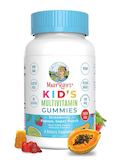 Kid's Multivitamin Gummies - Strawberry, Papaya and Super Punch Flavored - 60 Count
