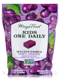 Kids Multivitamin Soft Chews, Grape with other Natural Flavors - 30 Soft Chews