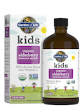 Kids Organic Elderberry Immune Syrup - 3.9 fl oz (116 ml)