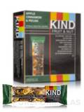 KIND Fruit & Nut - Apple Cinnamon & Pecan - Box of 12 Bars
