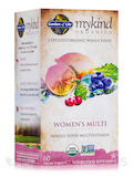 KIND Organics Women's Multi - 60 Vegan Tablets
