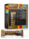 KIND Plus Peanut Butter Dark Chocolate + Proteins - Box of 12 Bars
